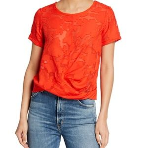 NWT DEX Red Top